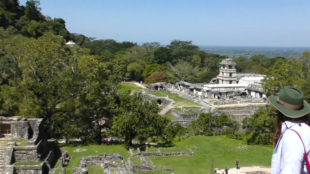 Palenque: Part 1: Into The Jungle